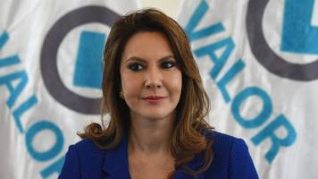 guatemala ex-dictator's daughter zury ríos barred from presidency