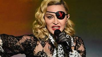Madonna Eurovision performance in doubt