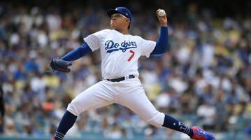 Report: Dodgers Pitcher Julio Urias Arrested for Domestic Battery