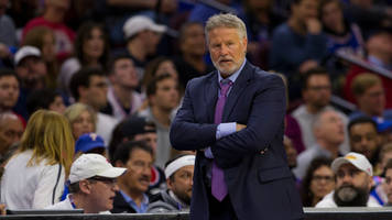 report: sixers head coach brett brown will return after round two exit