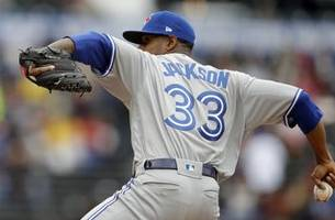 Edwin Jackson makes MLB history by playing for 14th team