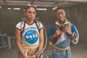 'see you yesterday' film review: sprightly teen time-travel comedy reveals dark truths