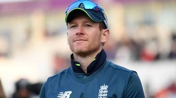 eoin morgan: england captain banned for next odi for slow over-rate
