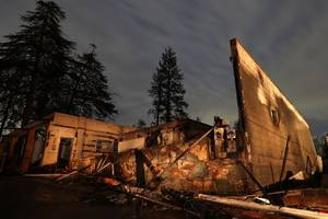 Investigators confirm that PG&E power lines started the deadly Camp Fire