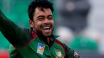 ireland v bangladesh: jayed takes five wickets as tourists ease to dublin victory