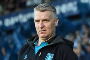 Aston Villa boss Dean Smith's witty remark about Leeds United vs Derby County