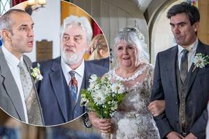 emmerdale spoilers: wedding disaster for dying lisa dingle as actress reveals why she's being killed off