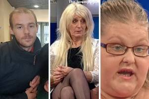 The Jeremy Kyle Show: The feuding Hull residents who have appeared on controversial programme