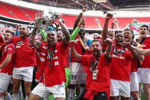 salford city: a manchester united 'class of 92' success story or another rushden & diamonds?