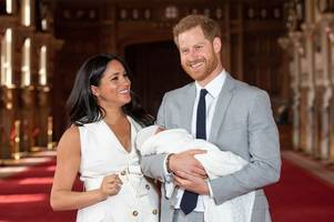 royal baby archie has already brought a staggering amount of money to britain