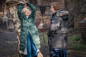 doctor who and gloucestershire: how teaching assistant starred alongside jodie whittaker