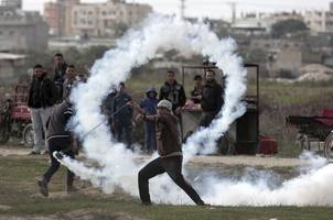 47 palestinians injured in clashes with israeli soldiers on 71st anniversary of nakba day