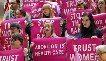 Alabama senate votes to ban abortion in most cases