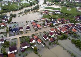 bosnia declares state of emergency amid flooding