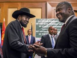 kiir urges rival machar to return to south sudan