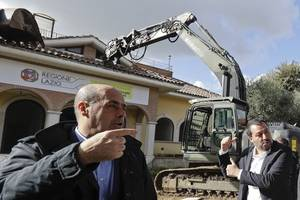 Nicola Zingaretti pledges to take on Italy's rightwing government