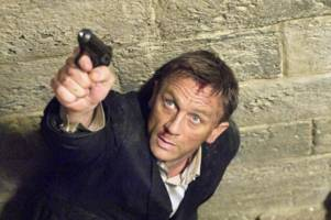 Top 10 injuries suffered by film stars as Daniel Craig hurts ankle while filming James Bond