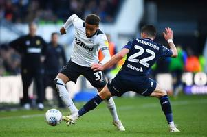 What time is Leeds United vs Derby County and is it on TV? Plus live stream details
