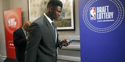 New Orleans Pelicans win NBA Draft Lottery