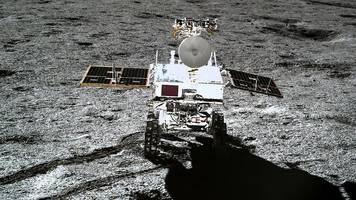 chang'e-4: chinese rover 'confirms' moon crater theory
