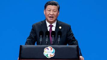 China's Xi Jinping urges openness amid US trade war