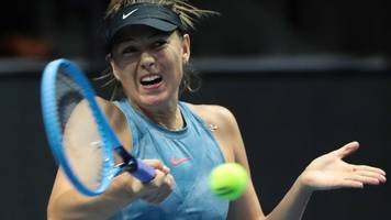 two-time champion sharapova pulls out of french open