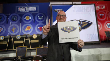 NBA Draft Lottery Winners and Losers: Zion Williamson, Anthony Davis and the Pelicans' Perfect Night