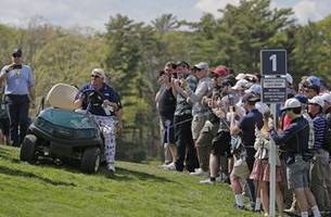john daly a fan favorite at pga, with or without cart
