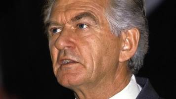 Bob Hawke: Australia's ambitious and charismatic former PM