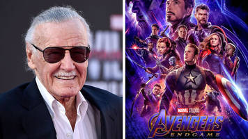 stan lee never saw avengers: endgame before he died