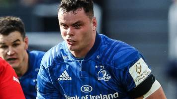 james ryan: ireland and leinster lock wins players' player of the year award