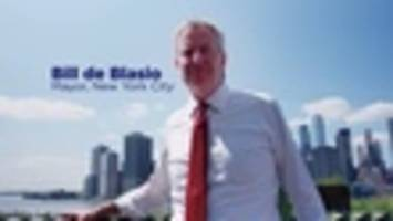 video unveils de blasio 2020 presidential pitch: 'it's time we put working people first'