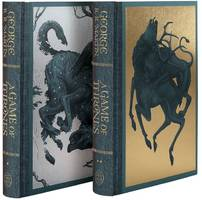 The Folio Society's stunning edition of A Game of Thrones is coming in July