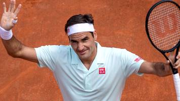 Roger Federer and Rafael Nadal reach third round at Italian Open