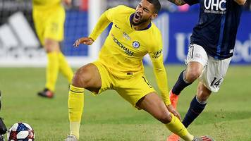 Ruben Loftus-Cheek could miss Europa League final after injuring ankle