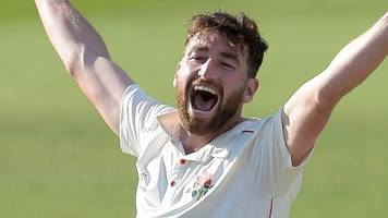 County Championship: Northants avoid innings defeat at dominant Lancashire