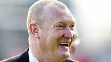 hamilton academical: brian rice does not 'feel pressure' despite relegation threat