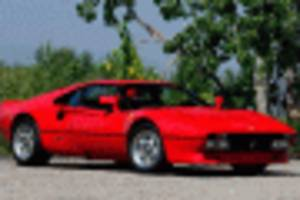 german police track down stolen ferrari 288 gto once owned by f1 driver eddie irvine