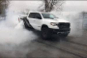 hellcat-powered ram rebel already unofficially exists