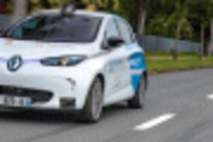 renault ready to roll out its first fully self-driving services