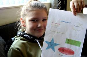 the 11-year-old putting on big charity event in hull street this weekend