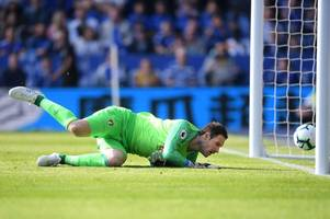 asmir begovic 'frustrated' with life at bournemouth amid nottingham forest's reported interest