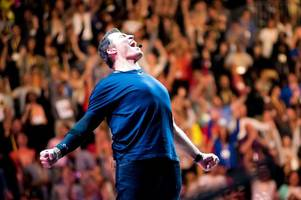 Unleash The Power Within With Tony Robbins is coming to Birmingham - how to get tickets
