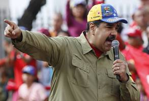 pro-maduro protestors evicted from venezuela embassy in us