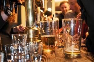Boozy Brits get drunk more often than people anywhere else in the world