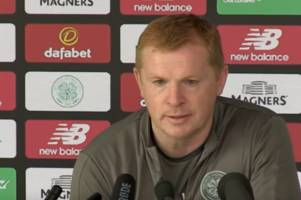 watch neil lennon's spiky celtic press conference in full as he takes aim at the media and fans