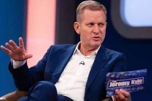 what went on behind the scenes of the jeremy kyle show