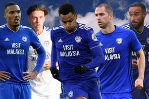 cardiff city keep or sell - which players bluebirds need for promotion charge and those who could be moved on