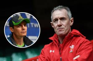 new twist in rob howley for munster tale as irish province talk to wallabies legend - reports