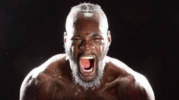 lots of fighters are doping - heavyweight champion wilder